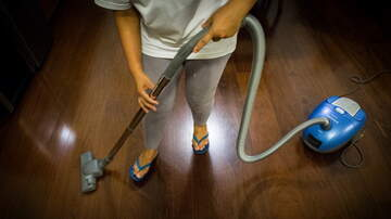 kelly - The naked cleaner - would you hire someone to tidy your home in the nude?