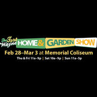 The Fort Wayne Home & Garden Show Ticket Giveaway!
