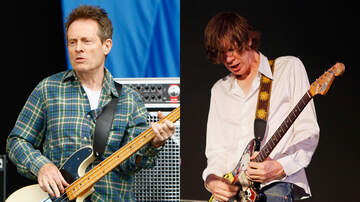 Maria Milito - John Paul Jones to Perform Fundraiser with Sonic Youth's Thurston Moore