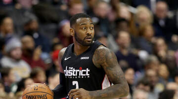 WMZQ Trending - Washington Wizards' John Wall To Miss Next Year After Falling In His House