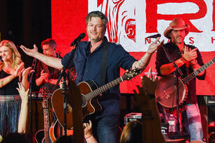 Nashville Seeing Red Over Blake Shelton's Bar 'Ole Red'