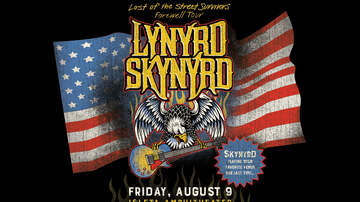 None - Lynyrd Skynyrd at The Isleta Amphitheater!