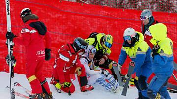 Mansour's Musings - Lindsey Vonn suffers horrible crash on final Super-G skiing race | KFAN