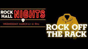 None - Rock Hall Nights- Rock Off The Rack