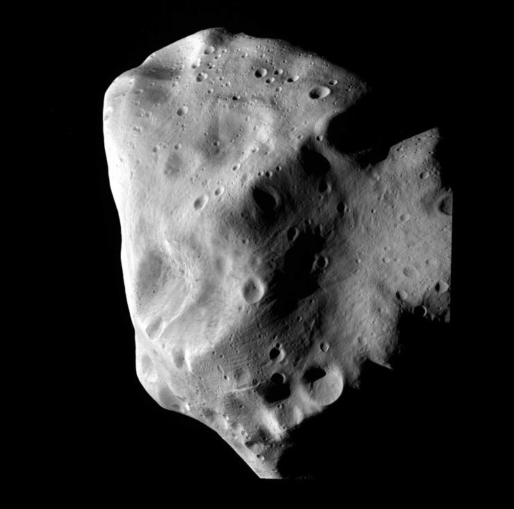 NASA to try and knock asteroid out of orbit