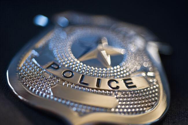 Police Badge Generic Getty RF