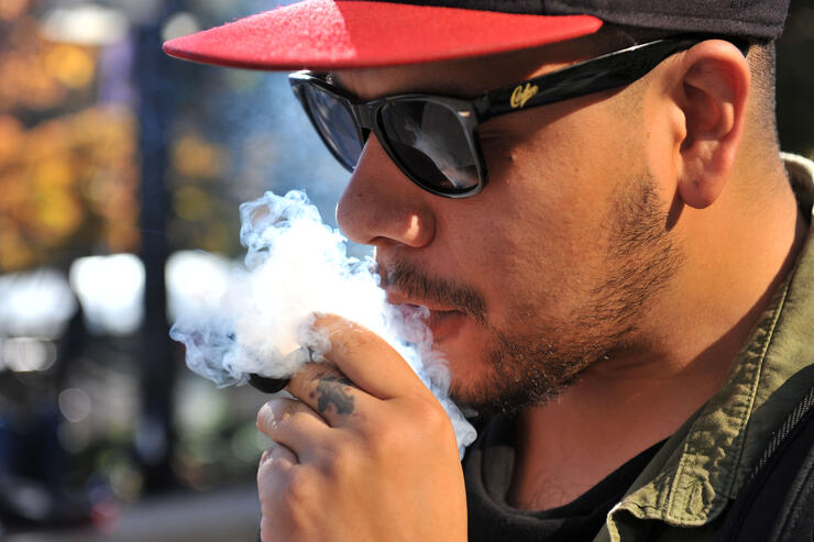 Smoking small amount of pot may boost testosterone, sperm production