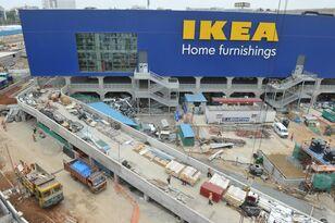 IKEA Shows Off Huge New Live Oak Store