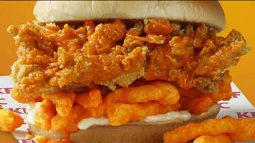 The Insider - KFC rolls out a new Cheetos chicken sandwich