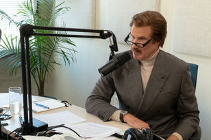 Ron Burgundy Learns How To Meditate with Deepak Chopra on Podcast