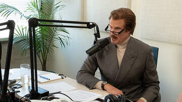 Rock News - Ron Burgundy Learns How To Meditate with Deepak Chopra on Podcast