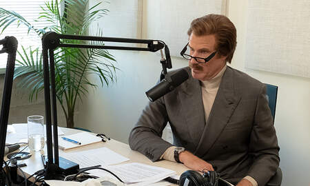 Entertainment News - Ron Burgundy Discusses Everything Christmas on his Podcast