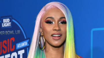 Headlines - Cardi B Drops Unreleased Track For Her Daughter Kulture's 1st Birthday