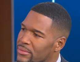 Frankie Darcell - Michael Strahan Discovers His Roots!!!!