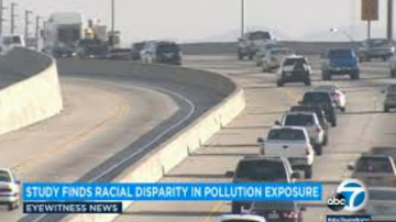 Qui West - Study Says Latinos, Blacks, Breathe 40% More Pollution Than Whites In CA!