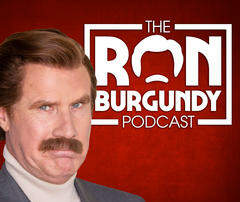 Quinn & Cantara Morning Show - The Ron Burgundy Podcast Takes on True Crime