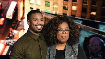 The Rise & Grind Morning Show - Michael B. Jordan Needed Therapy After Playing Killmonger In 'Black Panther
