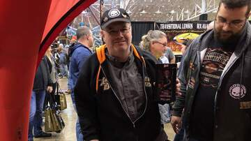 Photos - 106.5 The Lake at the Motorcycle Show January 26th