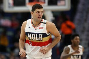 Bucks trade for Pelicans big man Nikola Mirotic