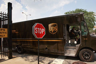 UPS Driver's 'Gut Feeling' Helped Save A Man's Life