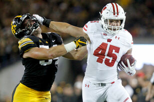 Eight Wisconsin Badgers invited to NFL Scouting Combine