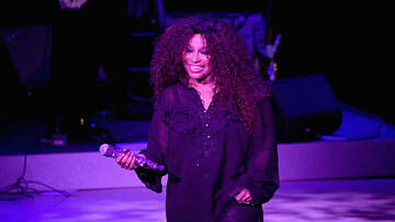ya girl Cheron - Chaka Khan says talent is what's missing in some of today's music.