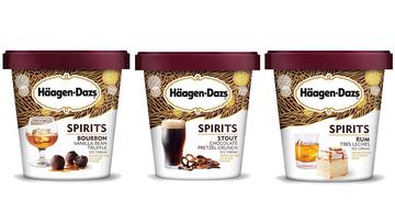 Zach Dillon - Haagen-Dazs Launching Line Of Boozy Ice Creams!