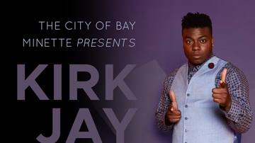 None - Kirk Jay is coming home for a special concert!