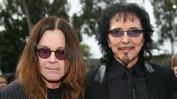 Ken Dashow - Tony Iommi Sends Lots of Love to Hospitalized Ozzy Osbourne