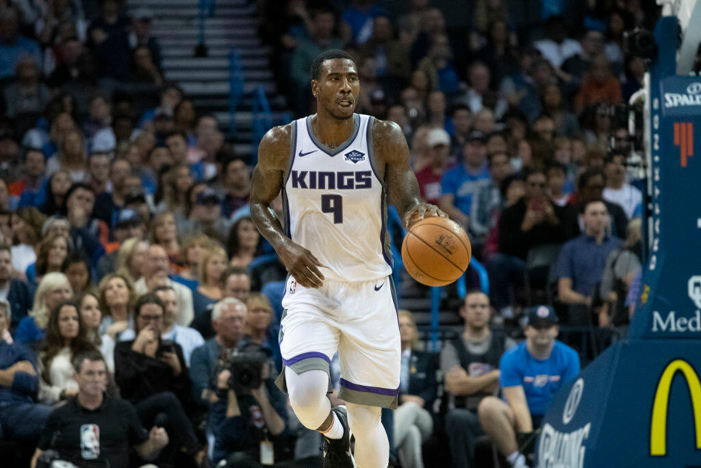 Iman Shumpert Reacts to Trade to Rockets