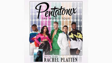 None - Pentatonix The World Tour Greensboro 2019