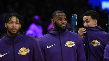 Lunchtime with Roggin and Rodney - Chris Broussard On What The Mindset Of The Lakers Should Be Going Forward