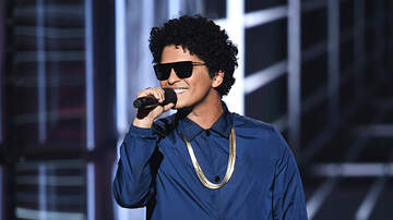 EJ - Bruno Mars Announces 11 New Shows In Las Vegas