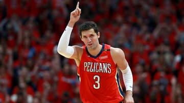 Bucks - Pelicans have a Nikola Mirotic bobblehead night when Bucks visit in March