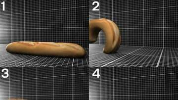 Glenn Hamilton - If bread could walk....