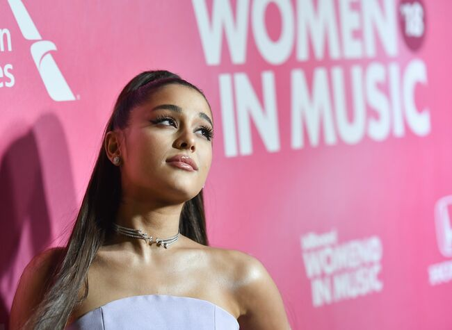 Dispute Breaks out between Ariana Grande and Grammys producer