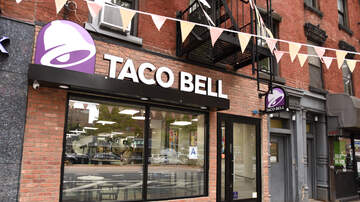 Valentine In The Morning - Taco Bell Now Delivers Nationwide!