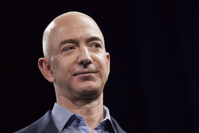 Jeff Bezos says he's become the target of a blackmail attempt by the publishers of National Enquirer