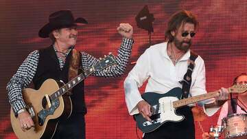 Brooke Taylor - Brooks & Dunn Releasing First Album In 12 Years!