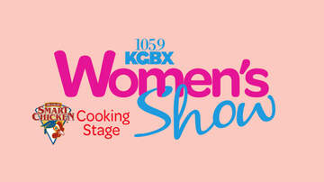 KGBX Women's Show - Cooking Stage Schedule