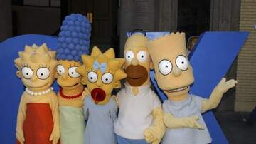 Mike and Steph - Can't get enough Simpsons - you're in luck!!