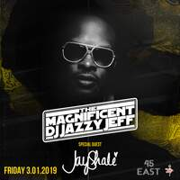 Enter To Win A Pair Of Tickets To See DJ Jazzy Jeff March 1st at 45 East!