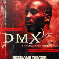 Enter To Win A Pair Of Tickets To See DMX at Roseland April 23rd!