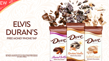 Contest Rules - DOVE® Chocolate Free Money Phone Tap Rules