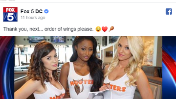 Steve - Shred your ex's photo and Hooters gives you 10 free wings when you buy 10