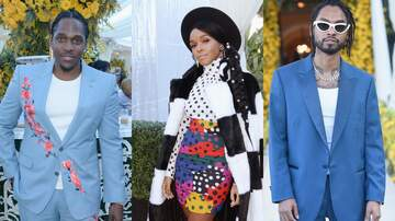 Honey German - Roc Nation Brunch: Check Out All The Looks