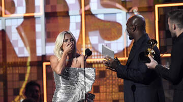 Headlines - Lady Gaga Delivers Emotional & Powerful Speech After Grammy Win