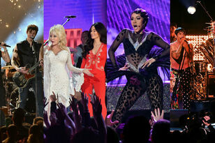 2019 Grammys: Dolly Parton Gets Honored, Cardi B Makes History & More