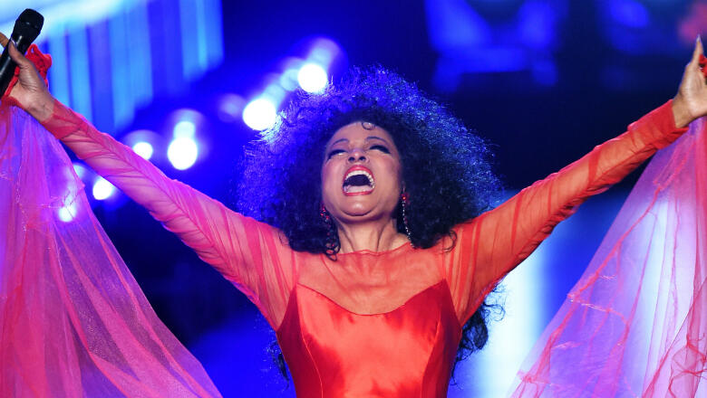 Diana Ross Proves Why She's The Queen Of Everything At The 2019 Grammys