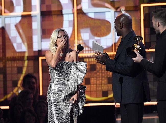 Lady Gaga 2019 Grammys